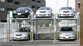 立体式駐車装置