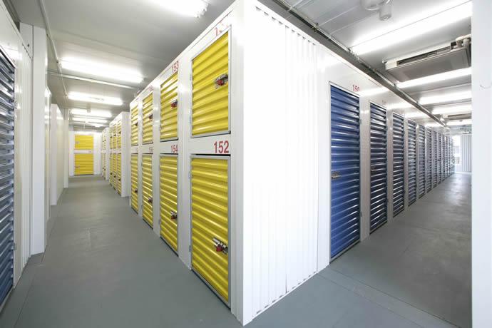 Sankyo Frontier Case Studies Storage